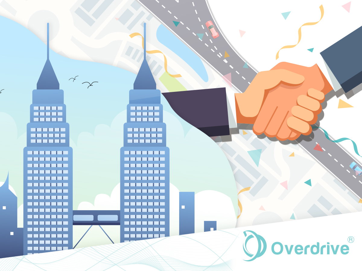 Overdrive & Dialog Partnership