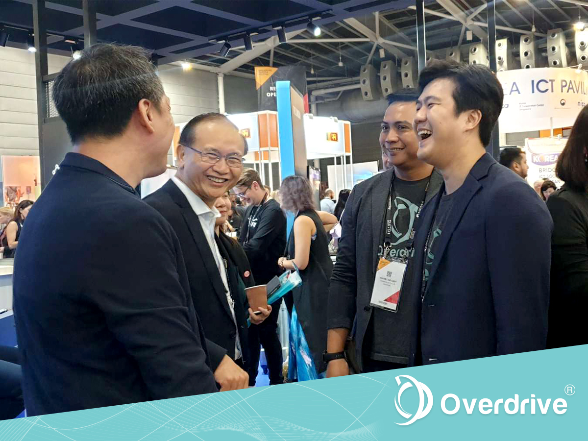 Overdrive and Enterprise Singapore